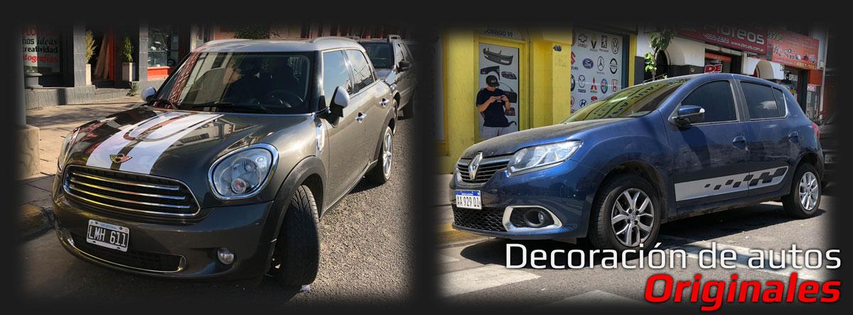 Decoración de autos