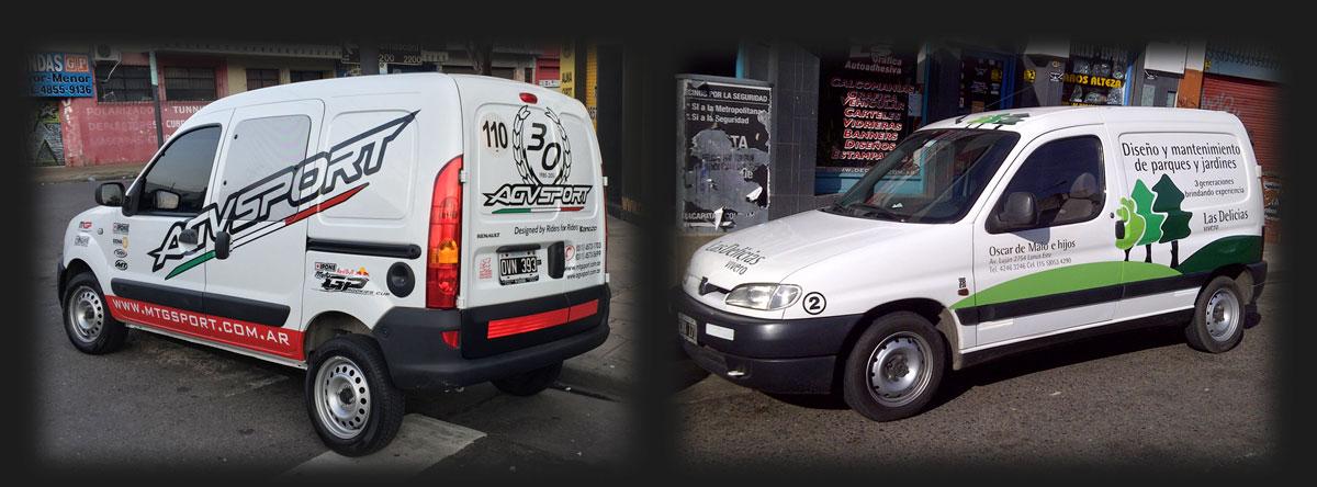 Publicidad vehicular